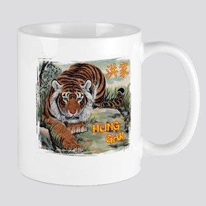 Hung Gar Tiger Mug