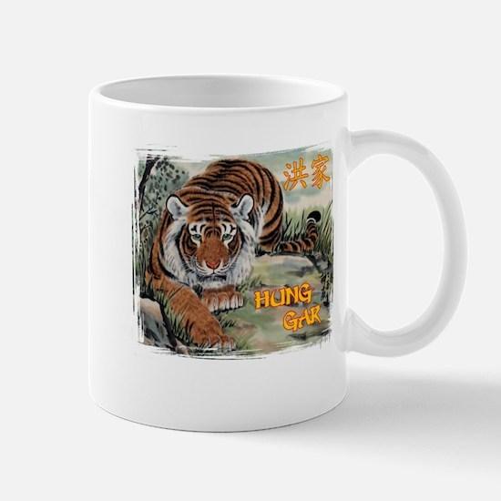 Hung Gar Tiger Mug
