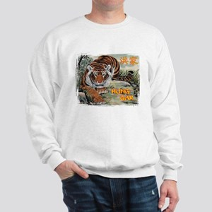 Hung Gar Tiger Sweatshirt