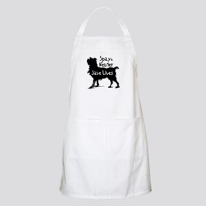 Save Lives Spay & Neuter (Dog) BBQ Apron