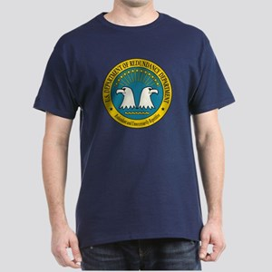 Department of Redundancy Dark T-Shirt