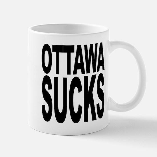 Ottawa Sucks Mug