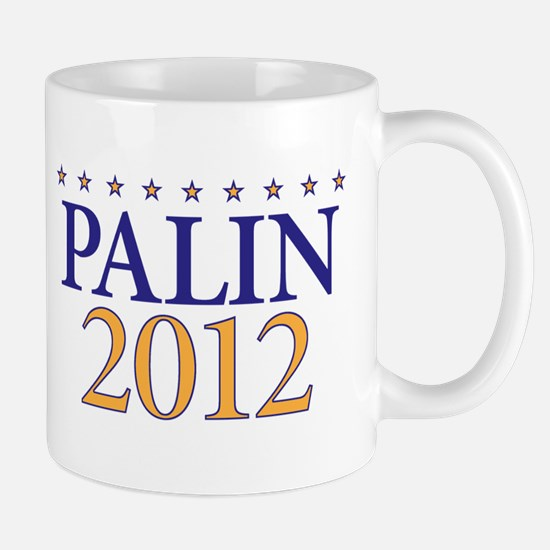 Sarah Palin 2012 Mug