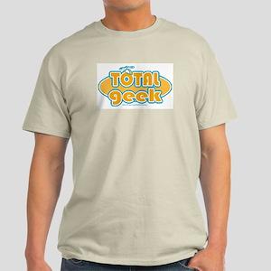 Total Geek Ash Grey T-Shirt