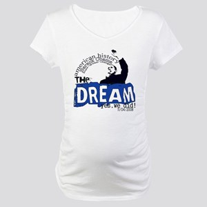 American History Maternity T-Shirt