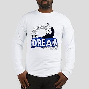 American History Long Sleeve T-Shirt