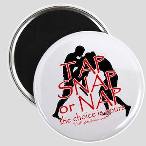 Tap Snap or Nap Magnet