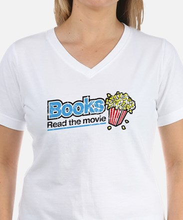 """Books: Read the Movie"" Shirt"