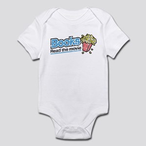 """Books: Read the Movie"" Infant Bodysuit"