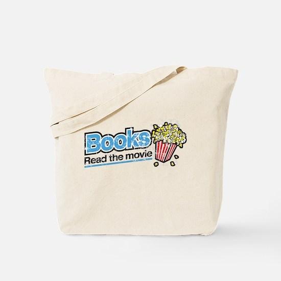 """Books: Read the Movie"" Tote Bag"