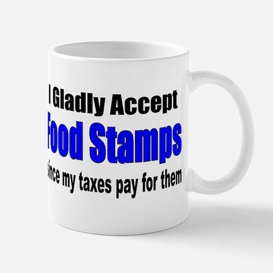 Food Stamps Mug