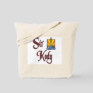 Sir Kody Tote Bag