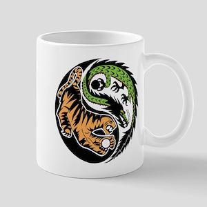 Dragon Tiger Mug