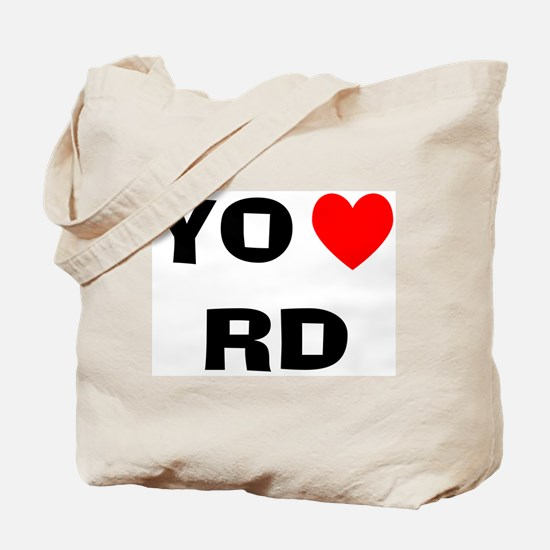 Yo Amo República Dominicana Tote Bag