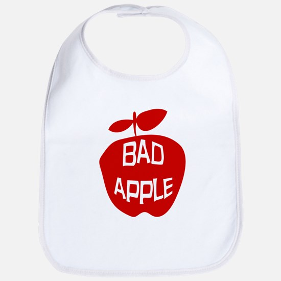Bad Apple Bib