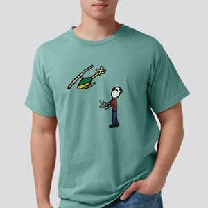 RC Helicopter Flying T-Shirt