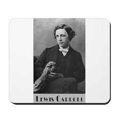 Lewis Carroll Mousepad