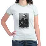 Lewis Carroll Jr. Ringer T-Shirt