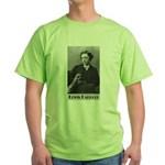 Lewis Carroll Green T-Shirt