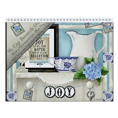 """My Cup Runneth Over"" 2009 Wall Calendar"