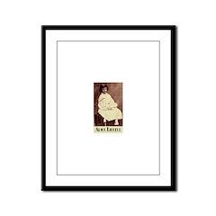 Alice Liddell Framed Panel Print