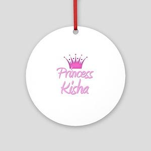 Princess Kisha Ornament (Round)