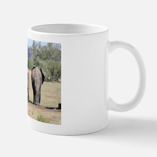 Butt in Mug