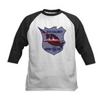 USS HALIBUT Kids Baseball Jersey