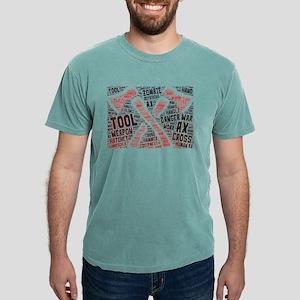 cross tools tool weapon danger axe ax zomb T-Shirt