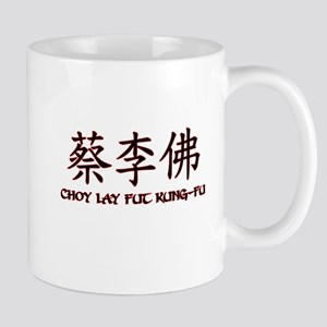 Choy Lay Fut Caligraphy Mug