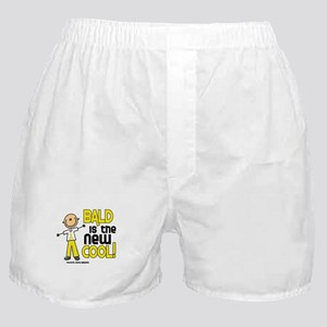 Bald 6 Childhood Cancer (SFT) Boxer Shorts