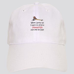 WIGU Dragster Dad Cap