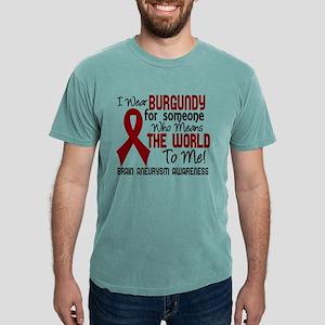 Brain Aneurysm MeansWorldToMe2 T-Shirt