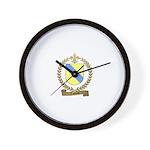 LAPORTE Family Wall Clock