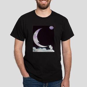 Goodnight Kitten Dark T-Shirt