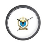 LAUZON Family Wall Clock