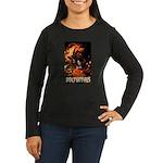 Nocturnals Women's Dark Long Sleeve T-Shirt