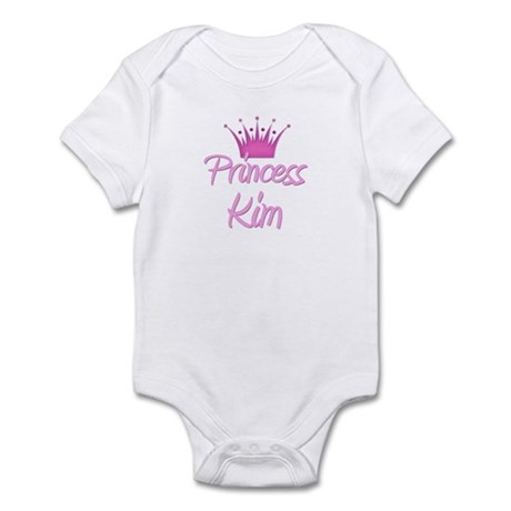Princess Kim Infant Bodysuit