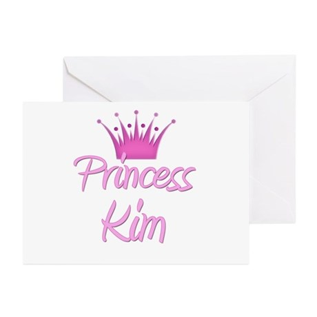 Princess Kim Greeting Cards (Pk of 10)