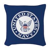 Usnavy Woven Pillows