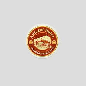 Antler Hotel Mini Button