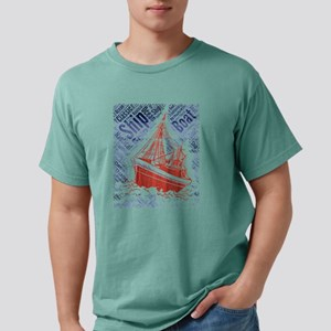 ship boat nautical ocean traditional class T-Shirt