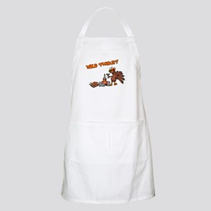 Wild Turkey BBQ Apron