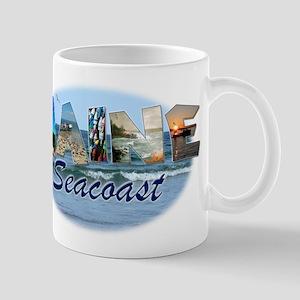 Maine Seacoast Mug