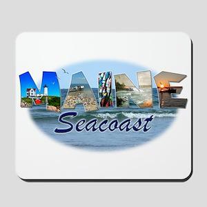 Maine Seacoast Mousepad