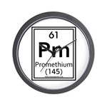 Promethium Wall Clock