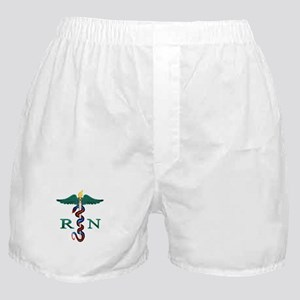 RN Caduceus Boxer Shorts