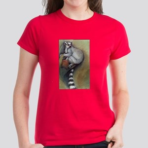 lemur 1 women's dk t-shirt