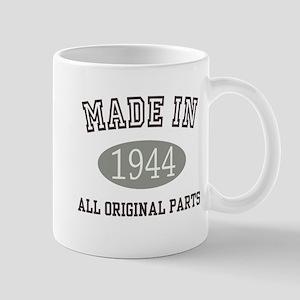 Made In 1944 All Original Parts Mugs