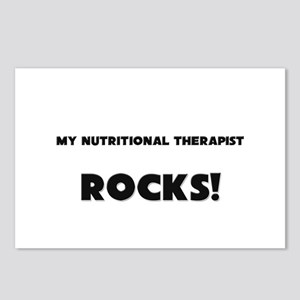 MY Nutritional Therapist ROCKS! Postcards (Package